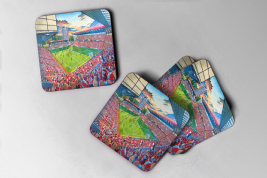 the valley Coaster set of four